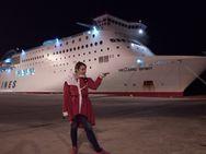Το καράβι της 'ANEK Lines' πήρε μέρος στο παιχνίδι του Κρυμμένου Θησαυρού!