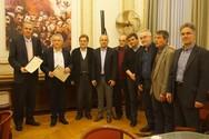 Σύμφωνο Συνεργασίας της ΓΣΕΕ και του Πανεπιστημίου Πελοποννήσου