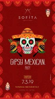 Gipsy Mexican at Sofita
