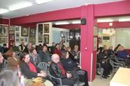 Πάτρα - Με ιδιαίτερη επιτυχία πραγματοποιήθηκε η ομιλία για τον Ποντιακό Ελληνισμό (φωτο)