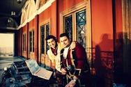 Αγγελόπουλος και Νάσσιος στα decks των παρελάσεων του Πατρινού Καρναβαλιού! (pics)