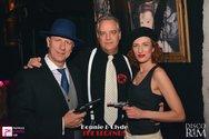 Bonnie & Clyde... Ένα πάρτι μέσα στην 'καρναβαλική' εγκληματικότητα (φωτο)