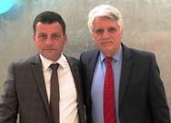 Ο Γρηγόρης Μάλλιαρης υποψήφιος με την παράταξη 'Όραμα για την Δυτική Αχαΐα'