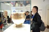 Πάτρα: Η κινέζικη αντιπροσωπεία στον αρχαιολογικό χώρο της Βούντενης (φωτο)
