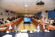 Επίσκεψη σπουδαστών του Παγκόσμιου Ναυτιλιακού Πανεπιστημίου του IMO στην Αθήνα