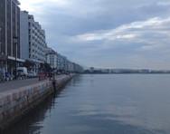 Θεσσαλονίκη - 64χρονος άνδρας έπεσε στο Θερμαϊκό
