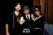 Dose - Ντυθήκαμε στα μαύρα και διασκεδάσαμε στο πιο σκοτεινό πάρτι της Αποκριάς! (φωτο)