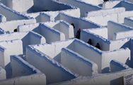Ζευγάρι στον Καναδά δημιούργησε τον μεγαλύτερο λαβύρινθο (video)