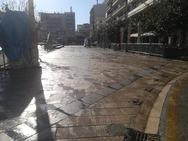 Πάτρα: Το πρωί της Κυριακής βρήκε την πόλη πεντακάθαρη - Τα συνεργεία του Δήμου έπιασαν δουλειά