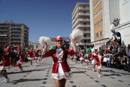 Χόρεψε καρναβαλικά όλη η Πάτρα (φωτο)