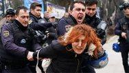 Ερντογάν: 'Ασέβεια απέναντι στο Ισλάμ η συγκέντρωση των γυναικών στην Κωνσταντινούπολη'