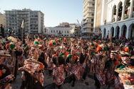 Έκρηξη χαράς και διασκέδασης, στη Μεγάλη Παρέλαση του Πατρινού Καρναβαλιού 2019 (φωτο)