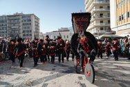 Δείτε ολόκληρη τη Μεγάλη Παρέλαση του Πατρινού Καρναβαλιού 2019! (video)