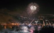 Η υπέρλαμπρη τελετή λήξης του Καρναβαλιού φώτισε τον ουρανό της Πάτρας! (vids)