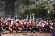 Νυχτερινή Ποδαράτη Πατρινού Καρναβαλιού 09-03-19 Part 1/2