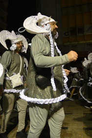 Νυχτερινή Ποδαράτη Πατρινού Καρναβαλιού 09-03-19 Part 2/2