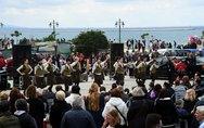 Οι Πατρινοί γιόρτασαν τα Κούλουμα στο Νότιο Πάρκο (pics)