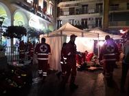 ΕΕΣ Πάτρας: 519 περιστατικά στο φετινό Καρναβάλι - 16 μεταφέρθηκαν στα νοσοκομεία
