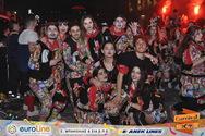 Οι Pop Art έφεραν το δικό τους 'ρεύμα' στο Πατρινό Καρναβάλι (pics)