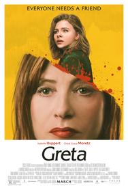 Προβολή Ταινίας 'Greta' στην Odeon Entertainment