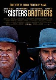 Προβολή Ταινίας 'The Sisters Brothers' στην Odeon Entertainment
