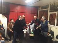 Πάτρα: Ο Νίκος Νικολόπουλος συναντήθηκε με το διοικητικό συμβούλιο της Παναχαϊκής