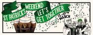 Saint Patrick's Weekend at Pas Mal