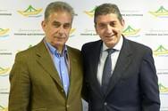 Πάτρα: Ο Χρήστος Μπακαλάρος κατεβαίνει υποψήφιος με τον Γρηγόρη Αλεξόπουλο