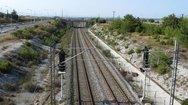 Ολοκληρώθηκαν οι εργασίες για το στρώσιμο των γραμμών από το Αίγιο μέχρι Κιάτο