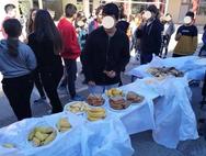 Πάτρα: Εκδήλωση για το υγιεινό κολατσιό (φωτο)