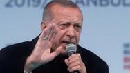 Ερντογάν: 'Όσο οι Έλληνες απογειώνουν αεροσκάφη στο Αιγαίο, θα κάνουμε το ίδιο'