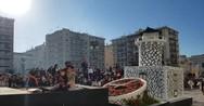 Το άρμα του Πατρινού Καρναβαλιού που κέρδισε τις εντυπώσεις, αλλά δεν πήρε βραβείο (video)