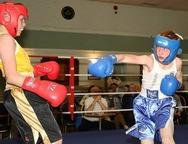 Οι Boxerinos της Παναχαϊκής στο τουρνουά της Άμυνας Πατρών