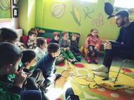 'Το λαϊκό παραμύθι απ' το παρελθόν στο παρόν' στο Μαθαίνω Παίζω Γελώ
