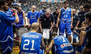 Αυτοί είναι οι αντίπαλοι της Εθνικής Ελλάδος στο Μουντομπάσκετ!