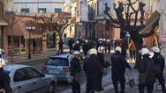 Αγρίνιο: Επεισόδια ανάμεσα σε οπαδούς του Παναιτωλικού και του ΠΑΟΚ (φωτο+video)