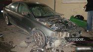 Κρήτη: Έκρηξη σε σταθμευμένο αυτοκίνητο (φωτο)