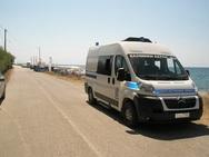 Το δρομολόγιο της Κινητής Αστυνομικής Μονάδας στην Αχαΐα