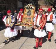 Τα Καλάβρυτα τίμησαν τον Πολιούχο τους, Άγιο Αλέξιο (pics)