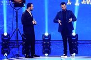Η χειρονομία-απάντηση του Γιώργου Παπαδόπουλου στον Νότη Σφακιανάκη (video)