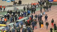 Καταγγέλλει επίθεση με μαχαίρι από χούλιγκαν ο Ολυμπιακός (video)