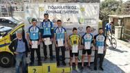 Με επιτυχίες ο Ποδηλατικός Όμιλος Πατρών στο Τοπικό Πρωτάθλημα Δρόμου (pics)