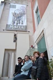 Το Λύκειον των Ελληνίδων Πατρών βρέθηκε στον Τάραντα της Νότιας Ιταλίας (φωτο)