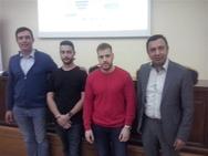 Πάτρα: Φοιτητές κέρδισαν το 1ο βραβείο στον διαγωνισμό καινοτομίας της Εθνικής Τράπεζας