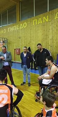 Πάτρα - Ο Ήφαιστος ηττήθηκε από την ΑΕΚ, σε ένα παιχνίδι για γερά νεύρα (φωτο)