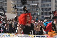 Πατρινό Καρναβάλι 2019 - Η παράσταση... συνεχίστηκε μέσα από το γκρουπ 94! (φωτο)