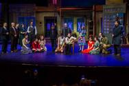 Η Άλκη Ζέη στην παράσταση 'Ο Μεγάλος Περίπατος του Πέτρου' (φωτο)