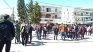 Πάτρα: Συγκέντρωση φοιτητών ΤΕΙ ενάντια στο νέο νομοσχέδιο για την εκπαίδευση (pics+video)