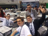 H MENSA Πάτρας διακρίθηκε στον Πανελλήνιο Διαγωνισμό Ρομποτικής