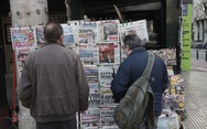 ΟΟΣΑ: Απογοητευμένοι 8 στους 10 Έλληνες